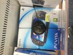 Ps Vita WiFi + 3G [lokal Saturn Kassel]
