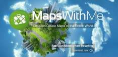 (Android) Maps with Me Pro kostenlos über Amazon App Store