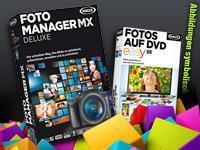 MAGIX Foto-Suite: Foto Manager MX Deluxe & Fotos auf DVD easy SE kostenlos