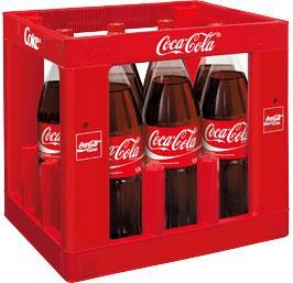 [Lokal? Kaufland] 1Kiste Coca Cola etc. 10x1.5L plus 2 Flaschen gratis
