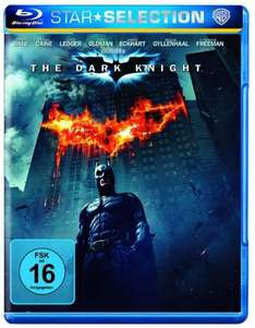 The Dark Knight (Blu-Ray) für 6,99 bei Amazon.de