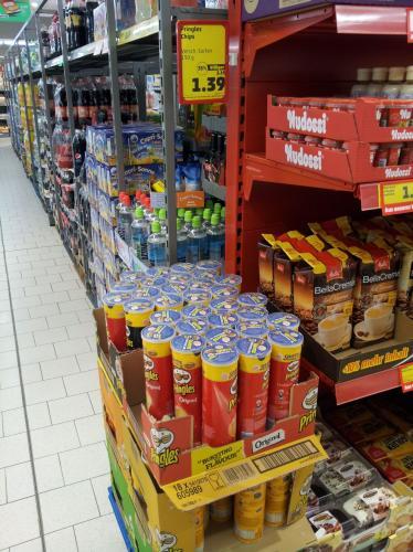 [Penny] Pringles versch. Sorten 1,39€ + Gratis Whopper Jr.
