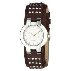 Esprit Damen-Armbanduhr XS Analog Leder ES102572003 UVP 89€