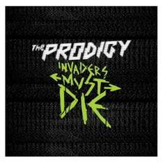"""CD - The Prodigy """"Invaders Must Die"""" (Special Edition / 2CD+DVD) für €3,99 [Wowhd.de]"""
