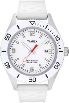 Amazon.co.uk - Timex Unisex Quartz Uhr - T2N533 ca. 50% Ersparnis
