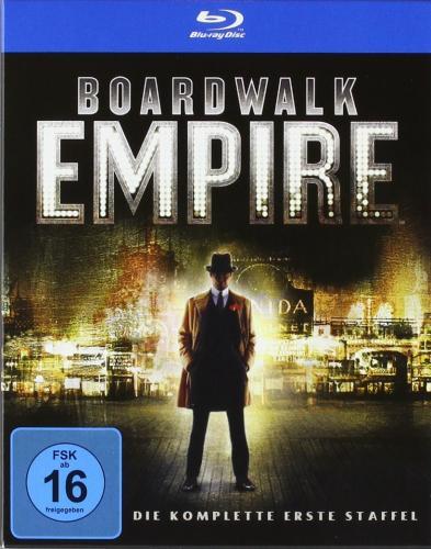 Boardwalk Empire - Staffel 1 [Blu-ray] für 17,97 € @ Amazon.de