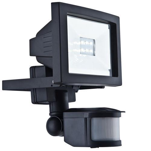 LED Aussenstrahler mit Bewegungsmelder für 19,99€ @Ebay