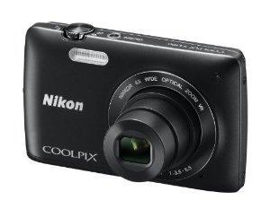 Nikon Coolpix S4300 Digitalkamera (16 Megapixel, 6-fach opt. Zoom, 7,6 cm (3 Zoll) Display, bildstabilisiert