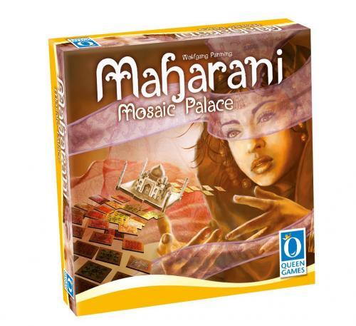 (Gesellschaftsspiel) Maharani Queen Games 6091 für 17,80 €