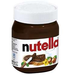 [Allyouneed des Tages] 450g Nutella für 1,24€