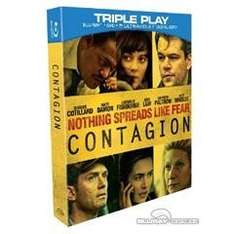 [Play.com] [BluRay] Contagion Triple Play