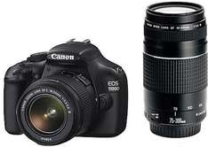 CANON EOS 1100D +18-55mm+75-300mm @Saturn