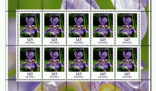 Briefmarken: 10 Stück je 1,45 EUR statt für 14,50EUR nur 10,50 EUR inkl. Versand