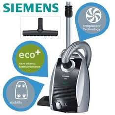 "Siemens Z5.0 Staubsauger Green Power Edition, Stiftung Warentest ""gut"""