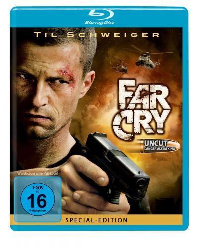 Far Cry (Special Edition) für nur 4,91 EUR inkl. Versand [Blu-ray]