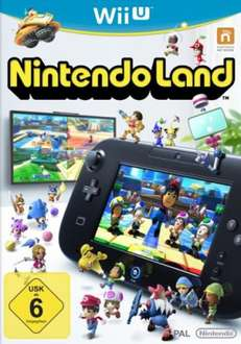 (Wii U) Nintendo Land für 27,99 € bei Buch.de