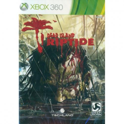 (Xbox 360/PS3) Dead Island Riptide für 23,22 €
