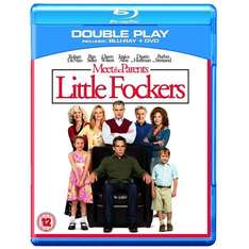 Blu-Ray - Meine Frau, unsere Kinder und ich (Little Fockers) (2 Discs) für €4,23 [@Wowhd.co.uk]