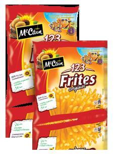 19-21 Tüten McCain Pommes Praktisch umsonst mit etwas Aufwand (danke beneschuetz)