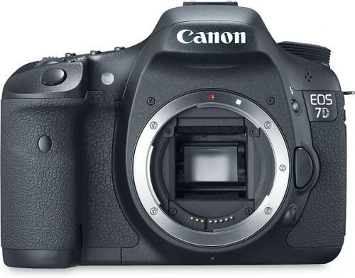 Canon EOS 7D 18 Body für nur 976,09 EUR inkl. Versand