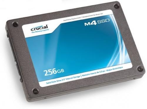 256GB Crucial m4 für 225,03Euro auf Mindfactory