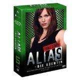 [Amazon.de] [DVD] Alias Die Agentin Staffel 1 bis 5 je 10,97€