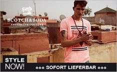 Scotch&Soda Sale bei Amazon BuyVIP