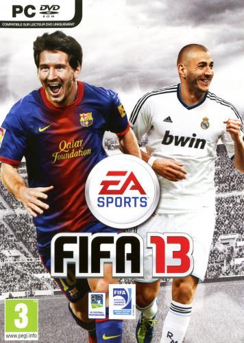 [Biete]  Fifa 13 (PC) Origin CDkey Code 9€