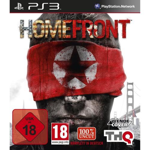[Amazon-Osternest] Homefront (uncut) PS3 für 32,97€  [PC für 24,97€, 360 für 41,97€]