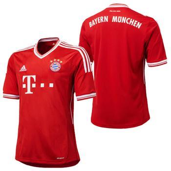 Das neue FC Bayern Heimtrikot 2013/2014 in Größen S-XL mit Gutscheincode für knapp 52€ inkl. Versand