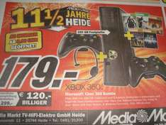 Xbox 360 Bundle @ Media Markt Heide (Holst.)