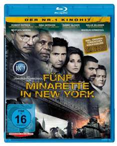 "Danny Glover/Robert Patrick ""Fünf Minarette in New York"" - Kinofassung [Blu-ray] @Amazon.de"
