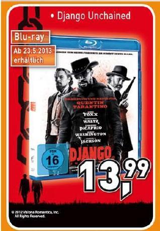 [Lokal: Westfalen] Berlet: Django Unchained [Blu-ray]