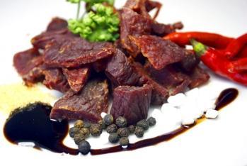[updade 5€ Gutschein!!] Kostenlose MuscleMeat American Style Beef Jerky Probe bestellen