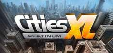 [STEAM] CITIES XL Platinum und Sins of a Solar Empire: Rebellion ?66% und CITIES XL 2011 ?70%
