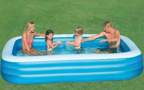 Plastikpool Schwimmcenter Family, 305 x 183 cm @mytoys für 24,89€