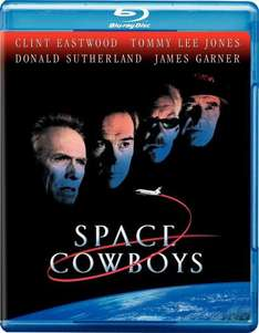 Blu-Ray - Space Cowboys für €4,21 [@Wowhd.co.uk]