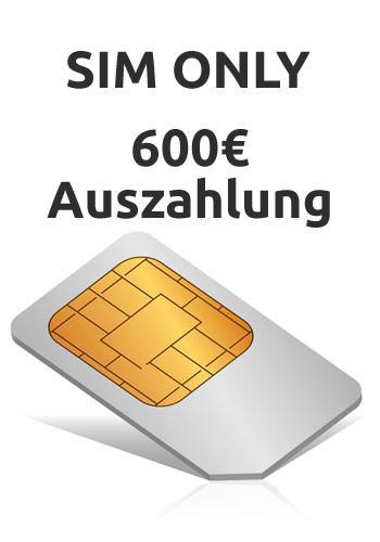 Telekom AllnetFlat mit 600€ Auszahlung rechnerisch 22,45€ Apple iPhone 5 0€ Samsung Galaxy S4 0€