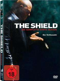 The Shield - Season 7 für 12,97 + 5 Versand [amazon.de]