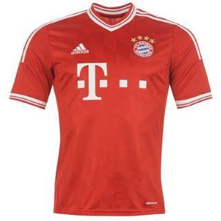 adidas Bayern Munich Home Shirt 2013 2014