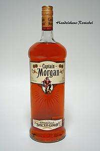 Captain Morgan Spiced Gold 1,5L für 17,99€ (0,7L = 8,39€!) @ ,-real [bundesweit]