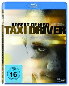 Taxi Driver [Blu-ray] ohne VSK