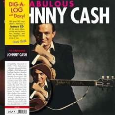 (JPC) The Fabulous Johnny Cash (180g) (Limited Edition) (LP + CD) für 12,99 €