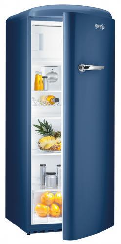 [EURONICS] Gorenje Retrokühlschrank in blau // 465€