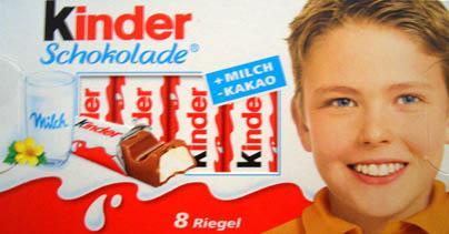 2,8 Kilo (28 Tafeln) Kinderschokolade oder Yogurette für 15,93€ inkl. Lieferung (macht ca. 57 Cent pro Tafel) @ allyouneed, UPDATE : Kinder ist weg, nur noch Yogurette