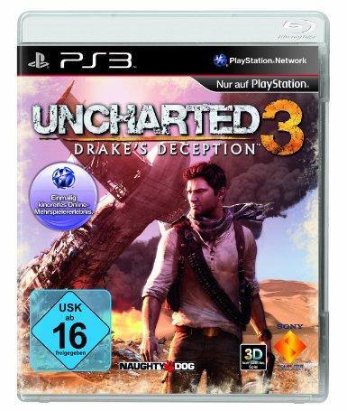 [Lokal Göttingen ProMarkt] Uncharted 3 für PS3  9,99€ statt 24,99€