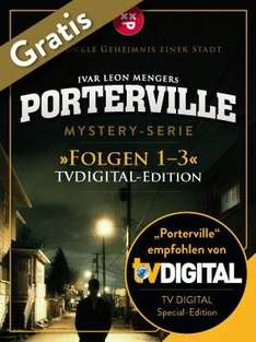 E-Book - Porterville 1-3 für Kindle, iPhone/iPad/iPod Touch, Kobo