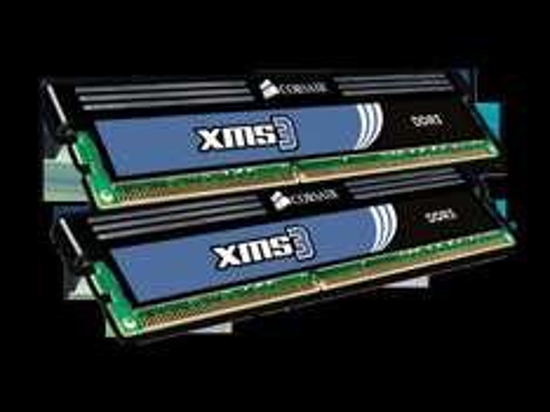 Corsair XMS3 Series DDR3-1600, CL9 - 8GB Kit für 26,95€ + Versand