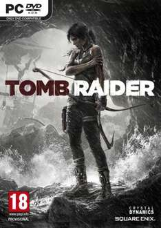[Steam]Tomb Raider 2013 @ GMG