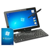 Samsung Serie 7 Slate 700T1A Tablet Core i5 64GB SSD (mit Tastatur, Dock und Stift) für 569,-€ bei Harlander